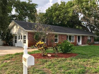 Seminole Single Family Home For Sale: 13589 101st Terrace