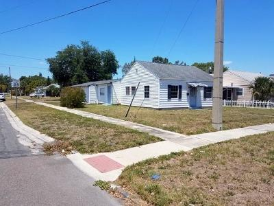 St Petersburg, Clearwater Commercial For Sale: 5600 Dr Martin Luther King Jr Street N