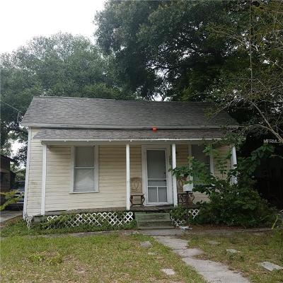 Tampa Single Family Home For Sale: 2605 E 25th Avenue
