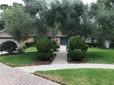 Palm Harbor Single Family Home For Sale: 1551 Chestnut Court W