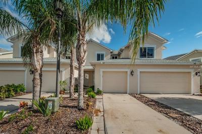 Palm Harbor Townhouse For Sale: 364 Harbor Ridge Drive