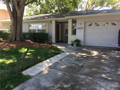 Clearwater, Cleasrwater, Clearwater` Single Family Home For Sale: 1415 Temple Street