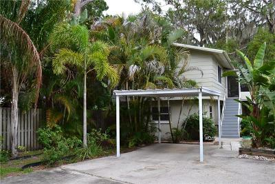 Single Family Home For Sale: 1212 1/2 Lagoon Road