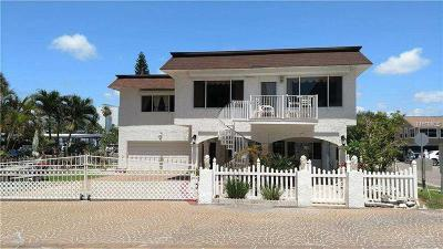 Redington Shores Multi Family Home For Sale: 18301 W Sunset Boulevard S