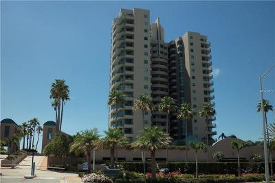 Clearwater Beach Condo For Sale: 1520 Gulf Blvd #507