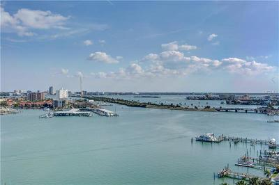 Clearwater Beach Condo For Sale: 521 Mandalay Avenue #1409