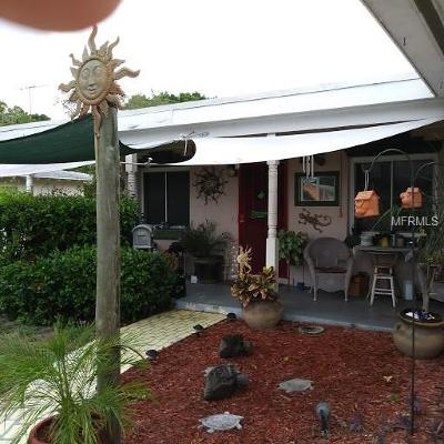 Saint Petersburg, St Pete, St Petersburg, St. Petersburg, St.petersburg, St>petersburg Single Family Home For Sale: 2801 49th Street N
