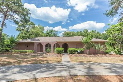 Clearwater Single Family Home For Sale: 2242 Alligator Creek Road