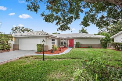 Clearwater, Cleasrwater, Clearwater` Single Family Home For Sale: 2039 Little Neck Road