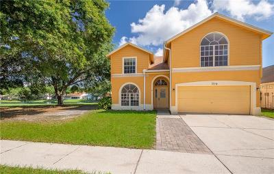 Tampa Single Family Home For Sale: 7719 Marbella Creek Ave
