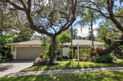 Tarpon Springs Single Family Home For Sale: 1328 Rollingwood Court