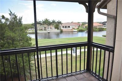 Clearwater Condo For Sale: 2400 Feather Sound #1031