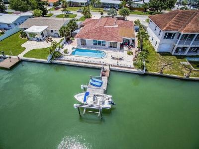 St Pete Beach Single Family Home For Sale: 6825 Bay Street