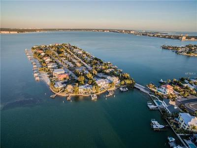 St Pete Beach Single Family Home For Sale: 641 Boca Ciega Isle Drive