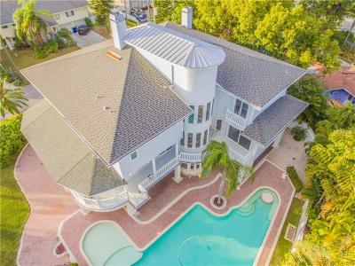 Palm Harbor Single Family Home For Sale: 116 Ozona Drive