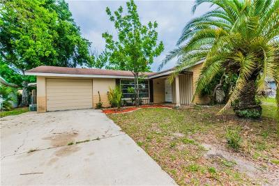 Port Richey Single Family Home For Sale: 7215 Sandalwood Drive