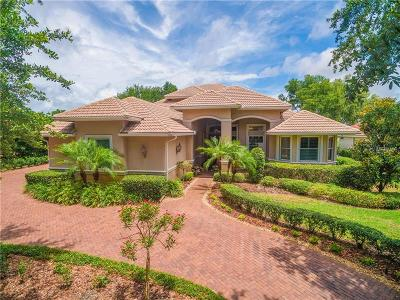 Highlands Of Innisbrook Single Family Home For Sale: 1253 Playmoor Drive