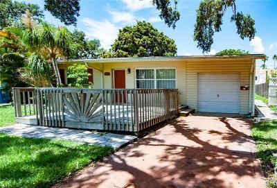 St Petersburg Single Family Home For Sale: 1835 NEvada Avenue NE