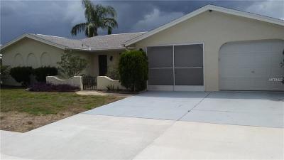 Pasco County, Hernando County Single Family Home For Sale