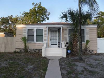 Pinellas County Single Family Home For Sale: 4010 Miramar Way S