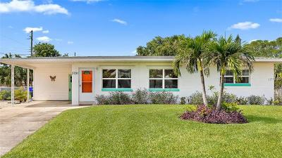 St Pete Beach Single Family Home For Sale: 3791 Belle Vista Drive E