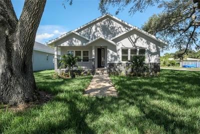 Gulfport FL Single Family Home For Sale: $499,000