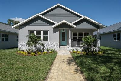 Gulfport FL Single Family Home For Sale: $475,000