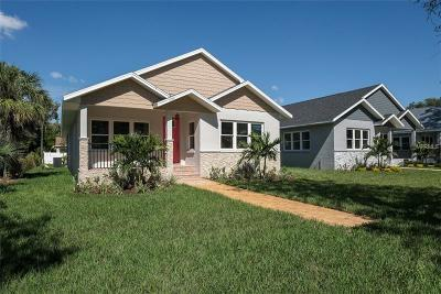 Gulfport FL Single Family Home For Sale: $450,000
