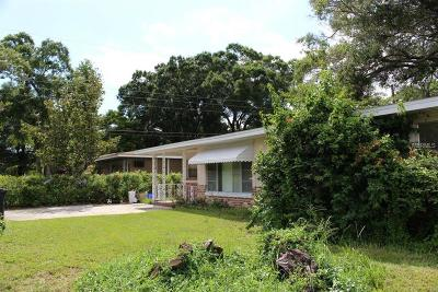 Tampa Single Family Home For Sale: 4438 Perch Street
