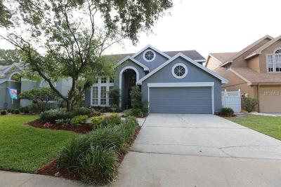 Tampa Single Family Home For Sale: 4320 Golf Club Lane