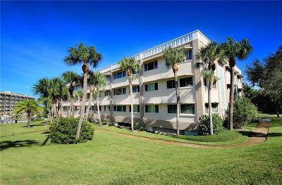 Belleair Bluffs Condo For Sale: 100 Bluff View #110B