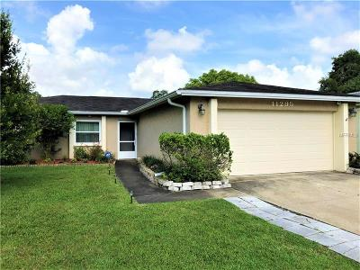 Pinellas Park Single Family Home For Sale: 11295 Maxton Way N