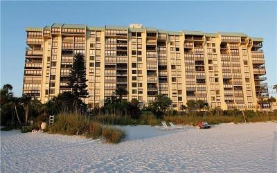 Pinellas County Rental For Rent: 7100 Sunset Way #PH1