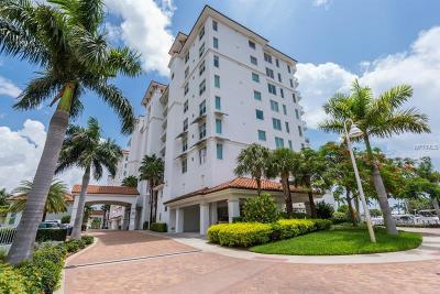 St Petersburg Condo For Sale: 1325 Snell Isle Boulevard NE #402