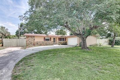 Clearwater FL Single Family Home For Sale: $234,900