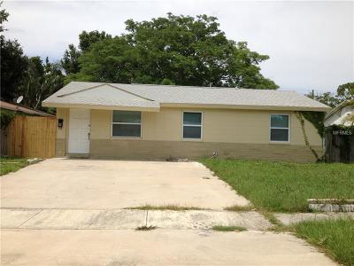 Pinellas Park Single Family Home For Sale: 6373 81st Avenue N