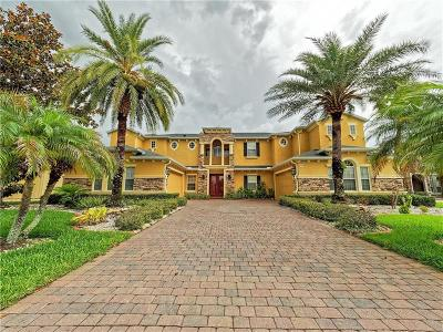 Oviedo Single Family Home For Sale: 3460 Heirloom Rose Place