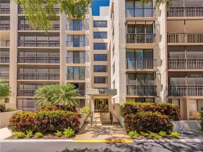 Belleair Condo For Sale: 220 Belleview Boulevard #702