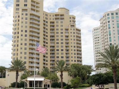 Clearwater Beach Condo For Sale: 1200 Gulf Boulevard #306