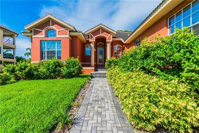 Gulfport Single Family Home For Sale: 5901 Pelican Bay Plaza S