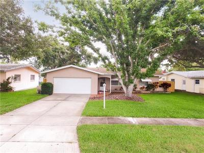 Largo Single Family Home For Sale: 10843 Yunker Drive