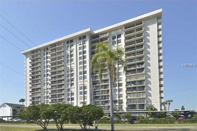 Clearwater Beach Condo For Sale: 400 Island Way #810