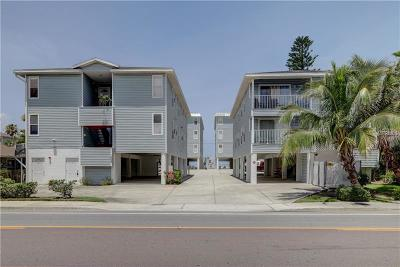 Indian Rocks Beach Condo For Sale: 1904 Gulf Boulevard #C