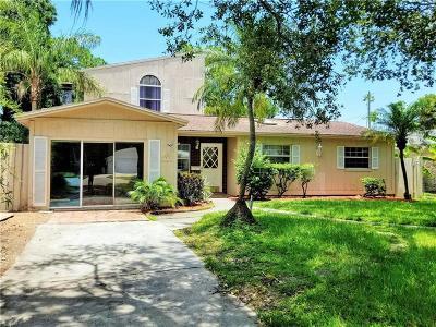 St Petersburg Single Family Home For Sale: 3911 Harrisburg Street NE