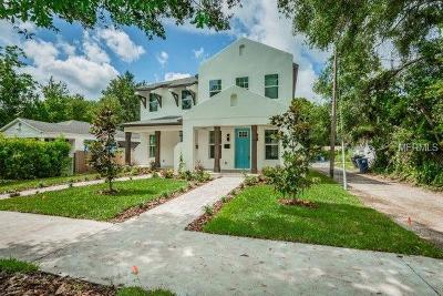St Petersburg Townhouse For Sale: 616 24th Avenue N