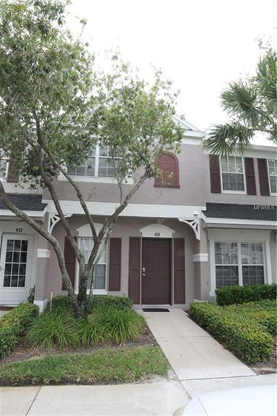Oldsmar Townhouse For Sale: 431 Countryside Key Boulevard