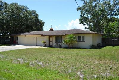 Dunedin Single Family Home For Sale: 2299 Richter Street