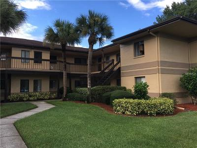 Clearwater Condo For Sale: 2664 Sabal Springs Circle #105