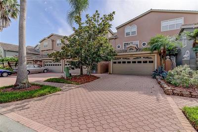Palm Harbor Townhouse For Sale: 1646 Lago Vista Boulevard