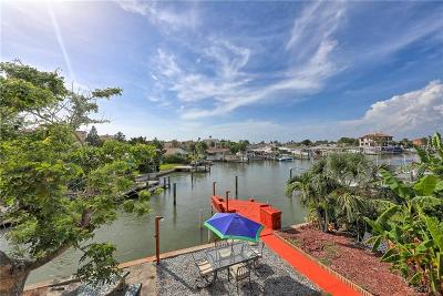 Redington Shores Single Family Home For Sale: 202 176th Terrace Drive E
